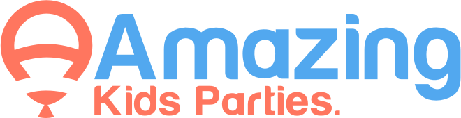 Amazing kids Parties Logo
